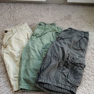 American Eagle short lot (size 26 = 16)